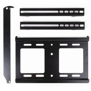 FIXED WALL BRACKET FOR LIFESTYLE TV – WITH LOCK